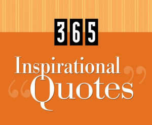 365 Inspirational Quotes (365 Perpetual Calendars)