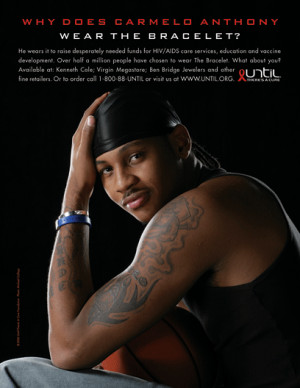 Carmelo Anthony Image Source