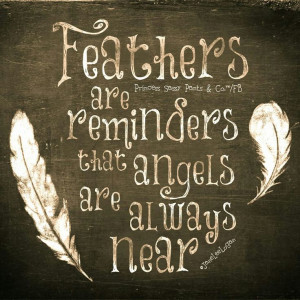 Feathers Angels