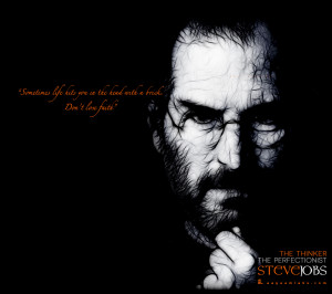 33 inspirational quotes and wallpaper of Steve Jobs-Amit Varshney