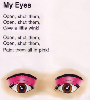 Poems About Eyes