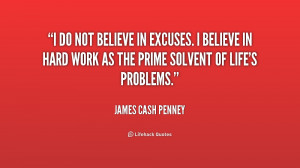 Picture Quotes About Excuses