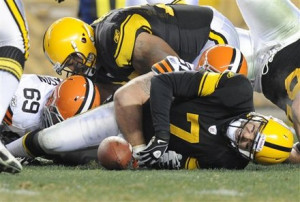 Top 10 Ben Roethlisberger Quotes About his Ankle Injury