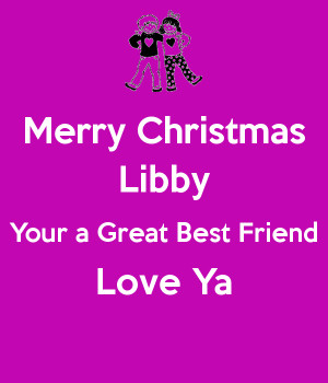 merry christmas best friend merry christmas best friend make your ...
