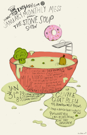 Food Quotes from the Stone Soup Show