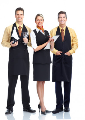 Hospitality Uniforms Professionally Laundered, Pressed, and Delivered ...