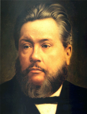 Charles Spurgeon was a British Baptist clergyman and preacher. He was ...