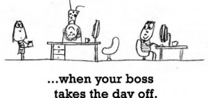 The down side of being self-employed?