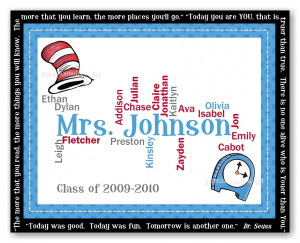 Dr Seuss Bulletin Board Welcome Back to School