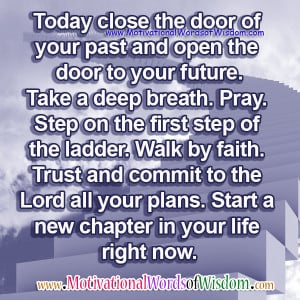 quote about starting a new chapter in life