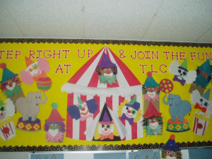 Circus Bulletin Board For Quotes Quotesgram