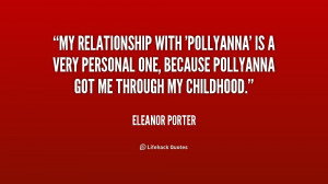 Quotes by Eleanor Porter