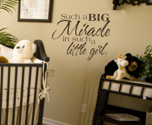 Miracle Baby Quotes Miracle big babies baby by