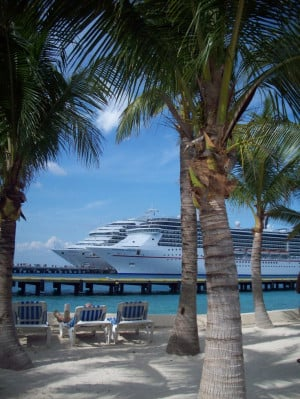 Carnival Cruise Port Cozumel Mexico HD Wallpaper