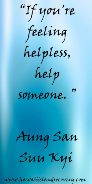 Inspirational Quote http://www.hawaiiislandrecovery.com/