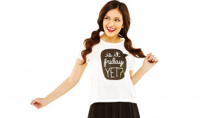 bethany mota clothing line logo