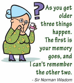 Funny Quotes About Getting Old