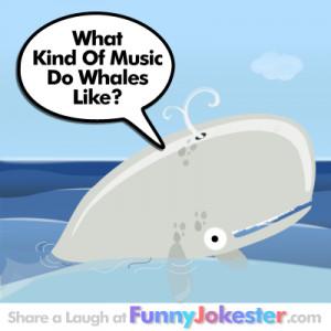 Funny Whale Jokes