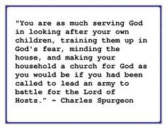 Charles Spurgeon quote from