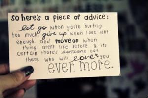 advice love quotes