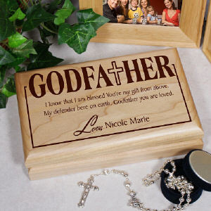 Personalized Godfather Gifts