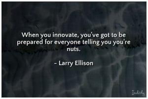 Larry Ellison Quotes