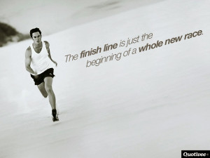 10 Finish Line Quotes Motivation