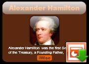 Alexander Hamilton Powerpoint