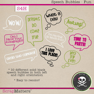 Funny Speech Bubbles Quotes