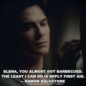 ... (19) Gallery Images For Ian Somerhalder Vampire Diaries Quotes