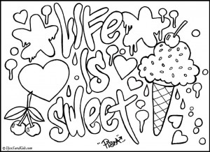 Cool Designs coloring pages for free. Cool Designs coloring pages ...