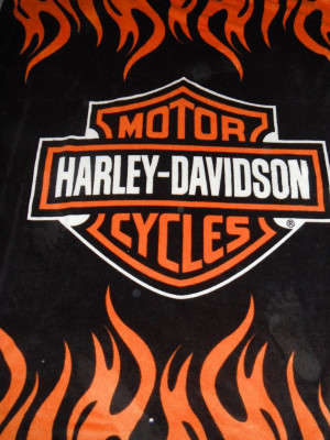 davidson birthday blanket harley davidson birthday cards harley ...