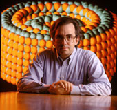 Eric Drexler Nanotechnologist and author of Engines of Creation and