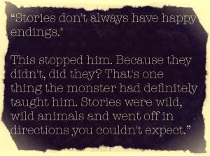 ... NessA Monsters Call Patricks Ness, Wonder Book, Plaque, Book Quotes