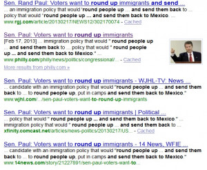 Yahoo Rand Paul quotes