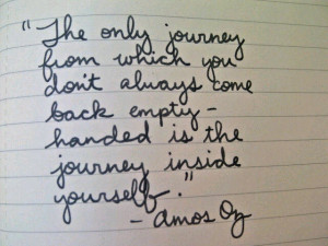 ... tale of love and darkness by amos oz this is my favorite quote so far