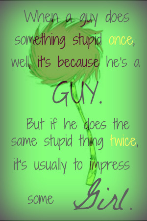 Lorax Funny Quotes