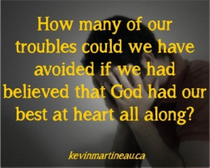 Great question to ponder! http://kevinmartineau.ca/3-steps-to-have ...