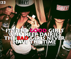 Cute Bad Girl Quotes Tumblr