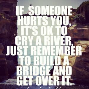 Quotes being broken