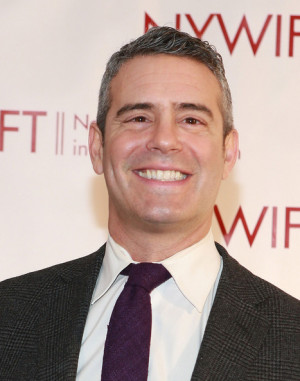 Andy Cohen Andy Cohen attends New York Women In Film And Television 39 ...