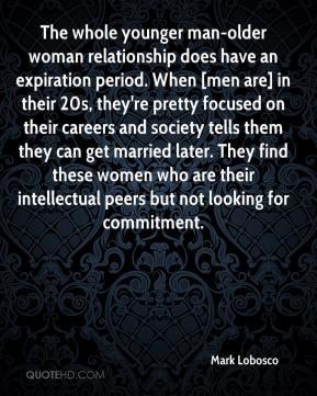 Older Women Younger Men Relationship Quotes