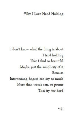 On love hands quotes holding Holding Hands