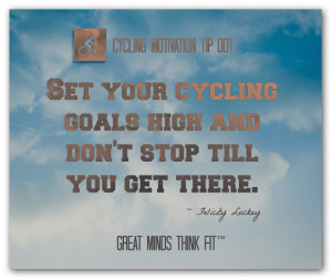 Cycling Motivational Poster Gallery