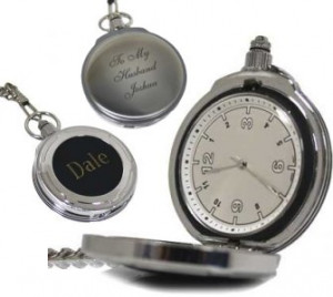 ... watch. Lots of space to personalize with engraving. Click to buy