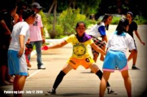 Ang mga larong ito ay sipa, singki, kadang kadang, patintero, sack
