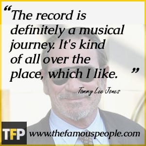 The Record Is Definitely A Musical Journey It