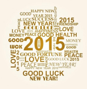 ... Sayings: 11 Messages To Wish Your Friends And Family A Happy New Year
