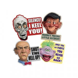 jeff dunham characters coloring pages - photo#42