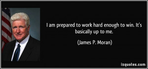 More James P. Moran Quotes